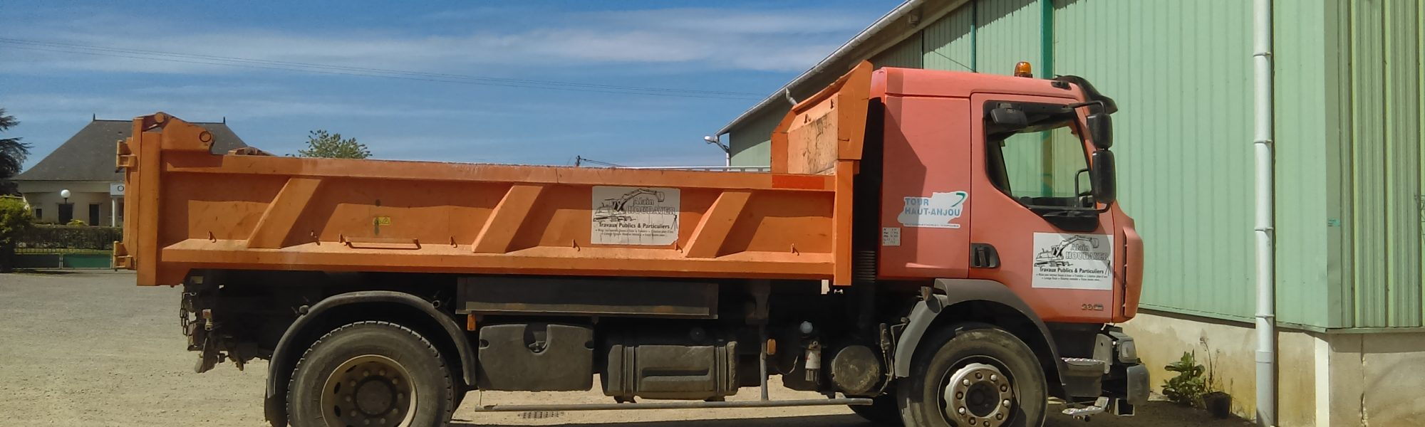 camion 10 tonnes